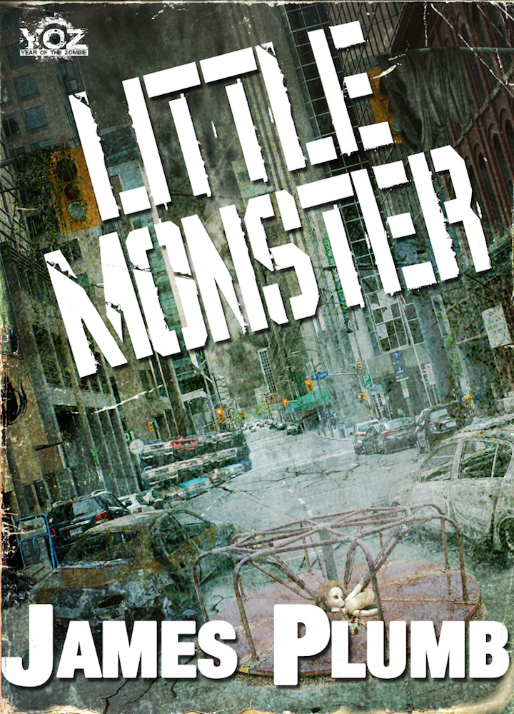 Little Monster by James Plumb